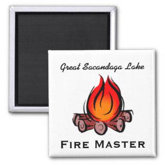 Fire Master Magnet Magnet