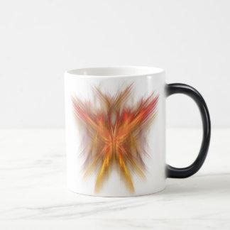 Fire Morphing Mug