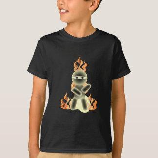 Fire Ninja (by lil kolohe Nick) T-Shirt