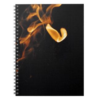 Fire Notebooks