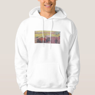 Fire of St. Jean on the Ile Tudy Hoodie