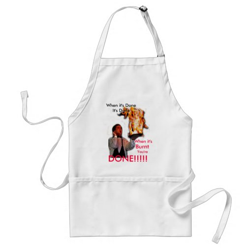 Fire Oopa Apron