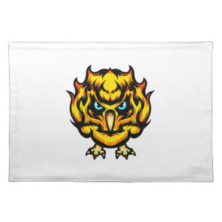 Fire Owl Placemat