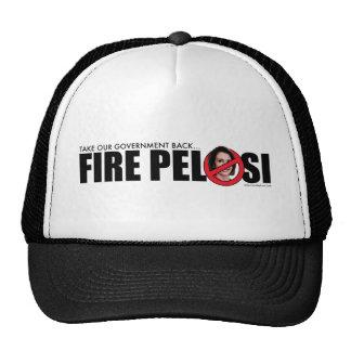 Fire Pelosi Trucker Hats