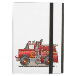 Fire Pumper Rescue Truck iPad Air Case
