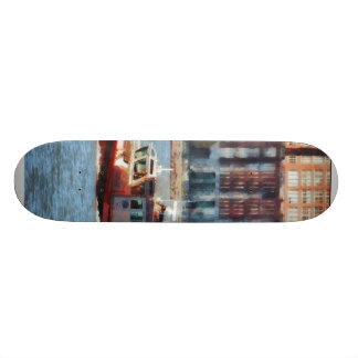 Fire Rescue Boat Hudson River Skateboards
