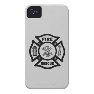 Fire Rescue Case-Mate iPhone 4 Cases