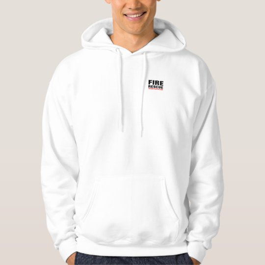 FIRE RESCUE HOODIE