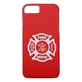 Fire Rescue iPhone 7 Case