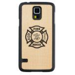 Fire Rescue Maple Galaxy S5 Case