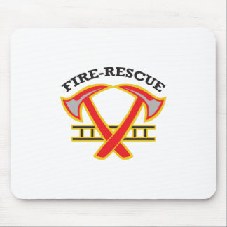 FIRE RESCUE MOUSE PADS