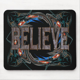 Fire Ring Mouse Mat