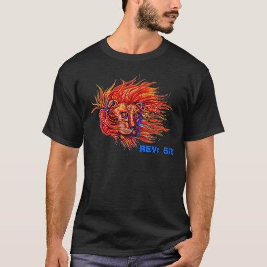 FIRE ROAR - Customised T-Shirt