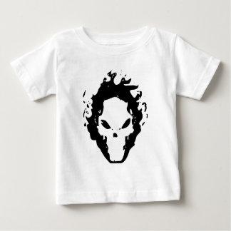 FIRE SCULL BABY T-Shirt