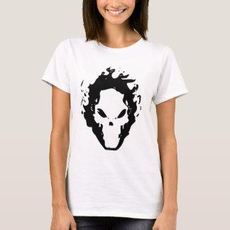 FIRE SCULL T-Shirt