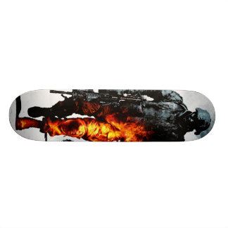 fire soldier skateboards