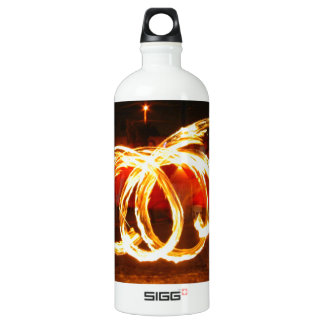 Fire Spinning - Dragon Staff Water Bottle