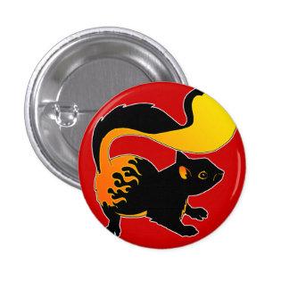 Fire Squirrel Button