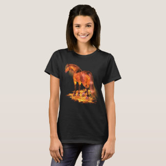 Fire Stallion T-Shirt