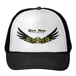 Fire Star Cap-wings Cap