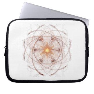 Fire Star Laptop Computer Sleeve