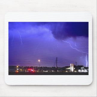 Fire Station 67 Lightning Storm Mouse Pad