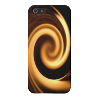 Fire Swirl Case For iPhone 5/5S