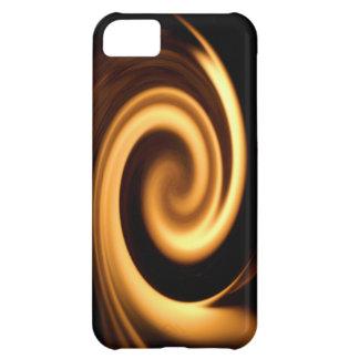 Fire Swirl iPhone 5C Cover