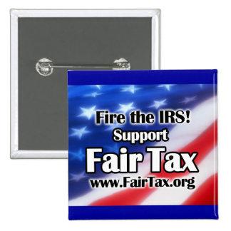Fire the IRS Fair Tax Button