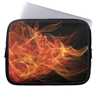 Fire Triangle Laptop Sleeve