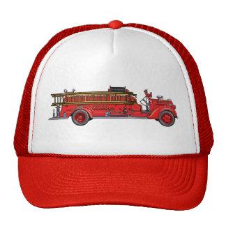 Fire Truck_01 Cap