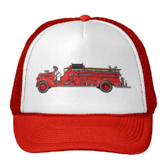 Fire Truck_02 Cap