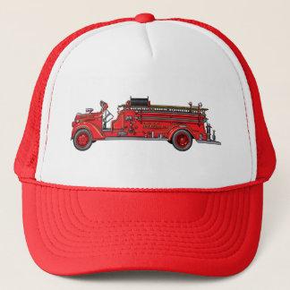 Fire Truck_02 Trucker Hat