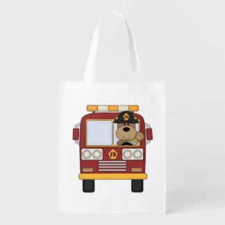 Fire Truck Bear