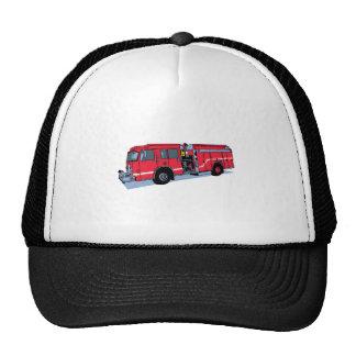 Fire Truck Cap
