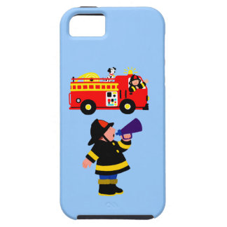 Fire Truck iPhone 5 Covers