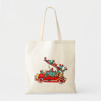 Fire Truck Kids Bag