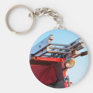 fire truck ladder close up keychains