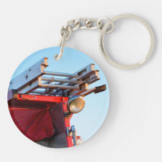 fire truck ladder close up key chains