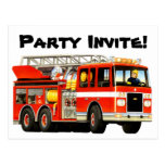 Fire Truck Party
