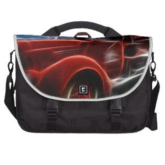 Fire Truck Red Hero Destiny Gifts Laptop Messenger Bag