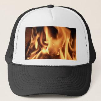 Fire Trucker Hat