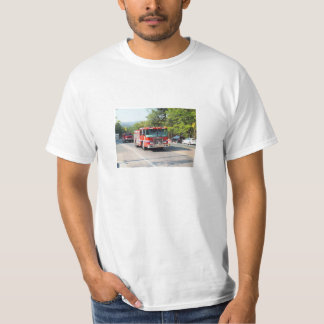 Fire trucks t shirt