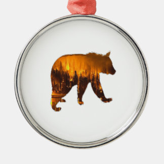 Fire Walker Christmas Ornament