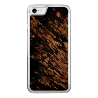 Fire Water Carved iPhone 7 Case