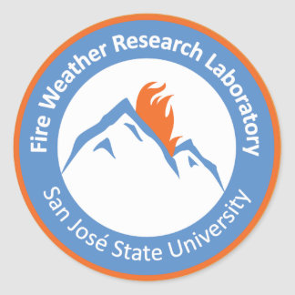 Fire Weather Lab Stickers