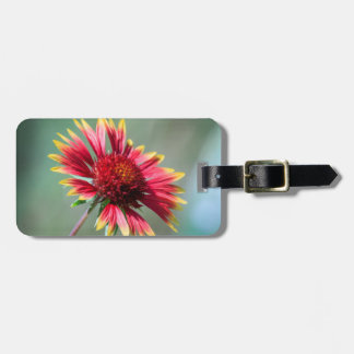 Fire Wheel Luggage Tag