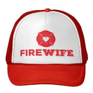 Fire Wife Cap