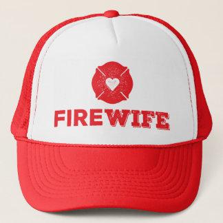 Fire Wife Trucker Hat