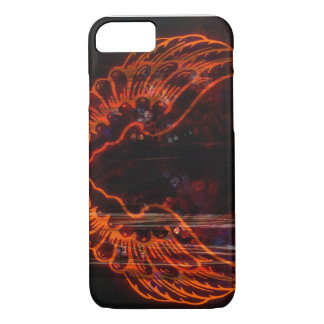Fire Wings iPhone 7 Case